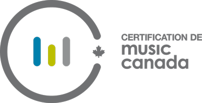 Certification of Music Canada